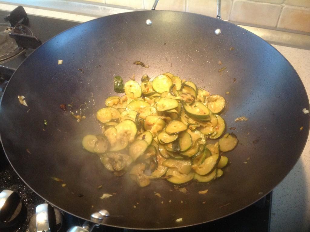 Tortine salate zucchine e porri