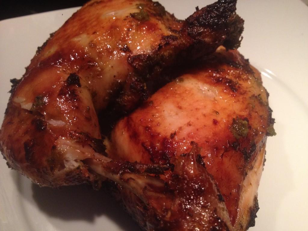 Pollo in salsa Jerk