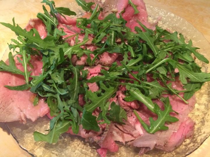 Roast-Beef al sale