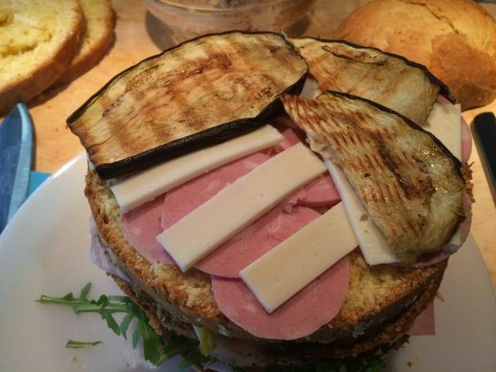Idee per Panettone Gastronomico
