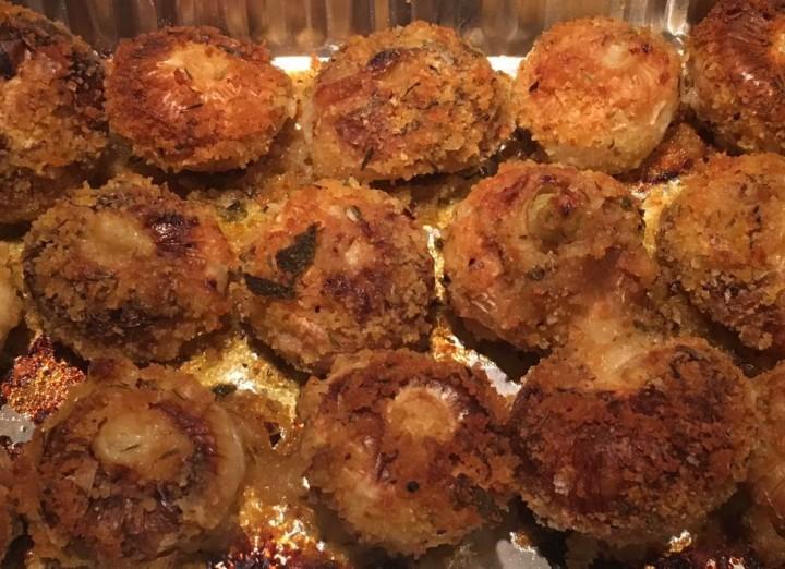 Cipolline Borettane gratinate al forno