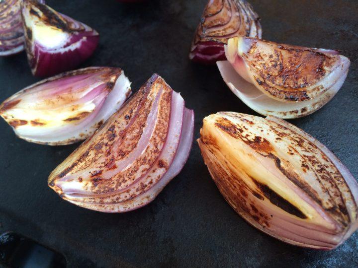 Cipolle arrostite BBQ