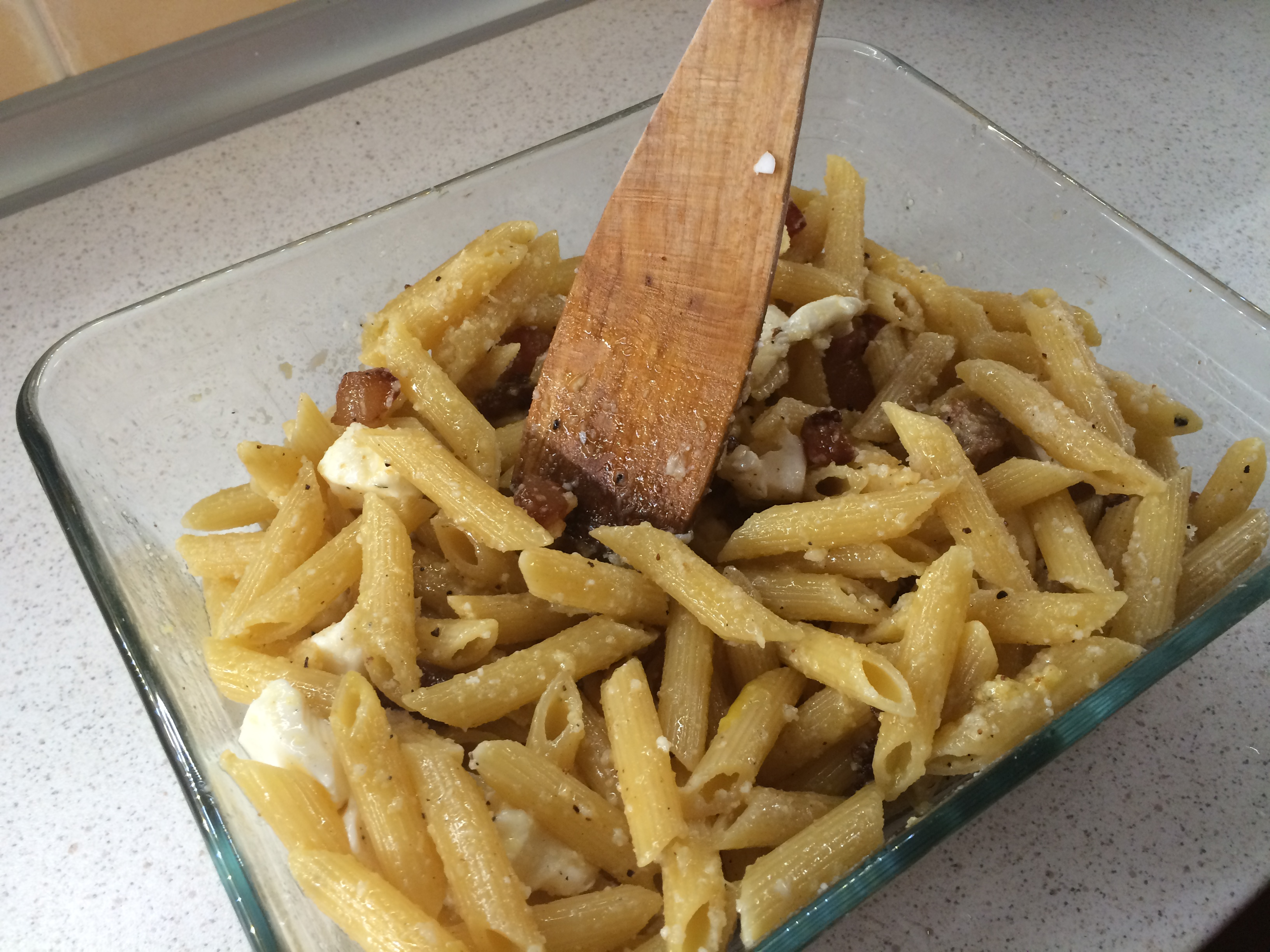 al forno with pumpkin and pancetta recipe on food52 pasta al pasta al ...