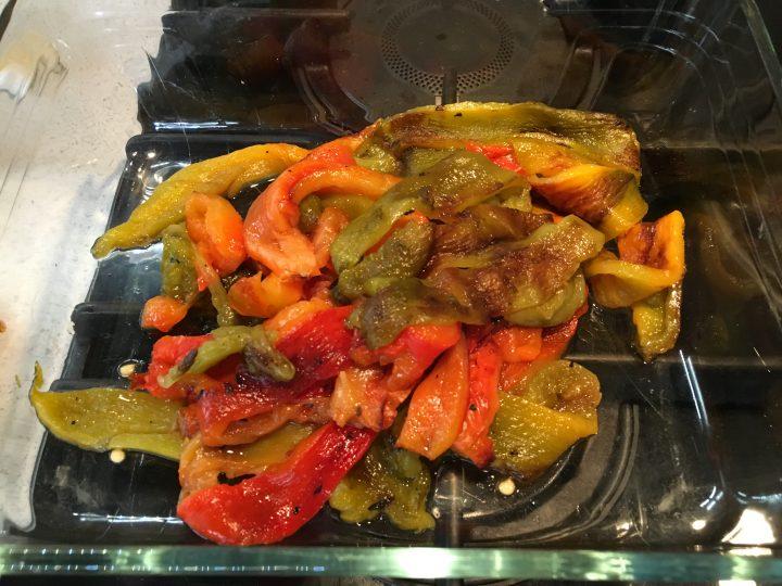 Peperoni arrostiti BBQ
