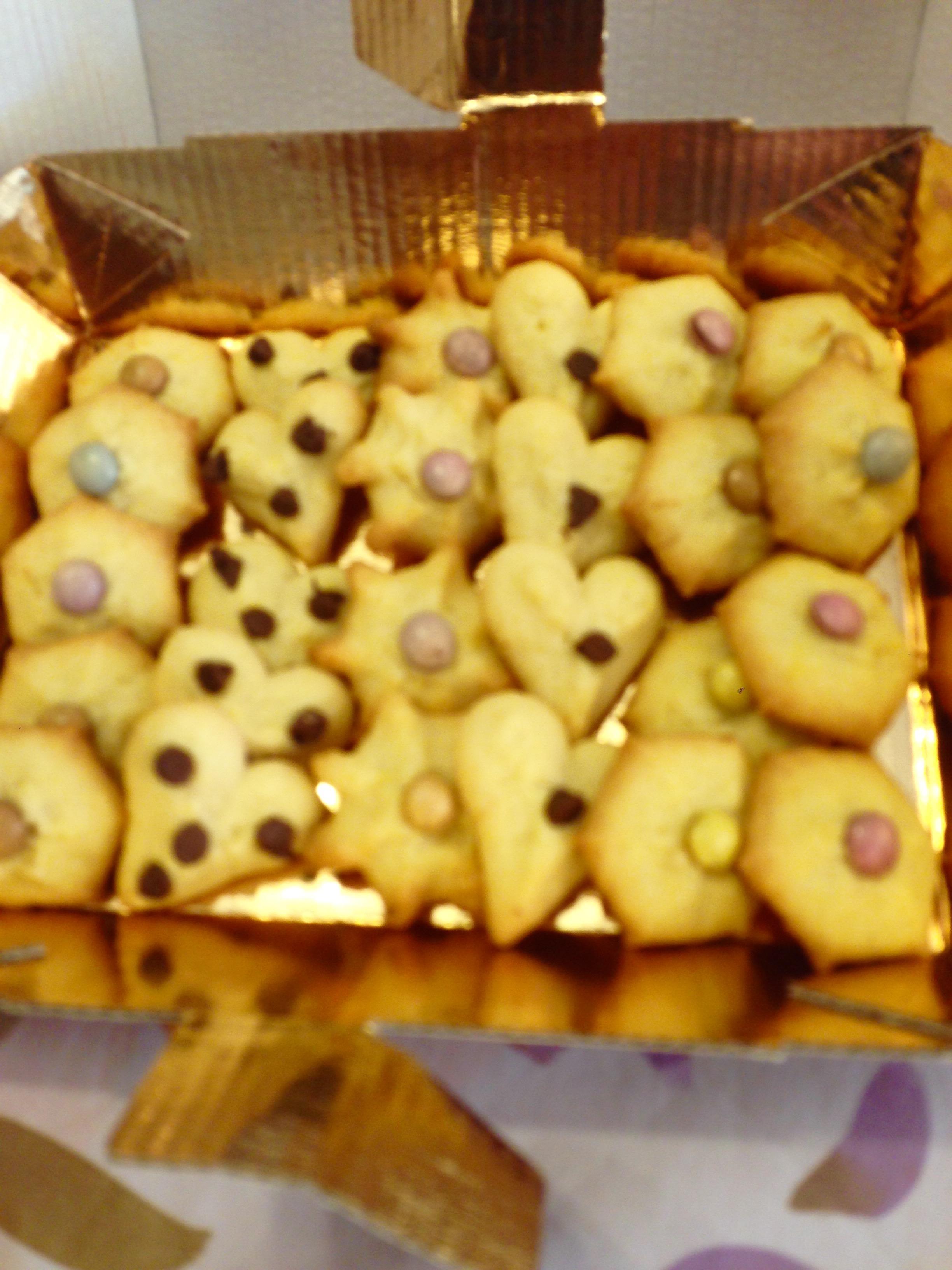 Biscotti al burro (ricetta per sparabiscotti)