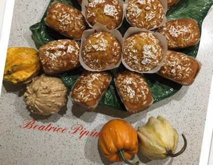 Muffins alla zucca – Bimby