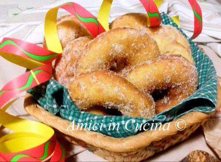 Graffe di patate – A carnevale…Ogni fritto vale