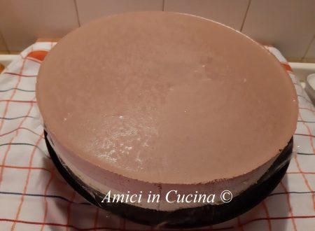 Mattonella gianduia e pistacchio
