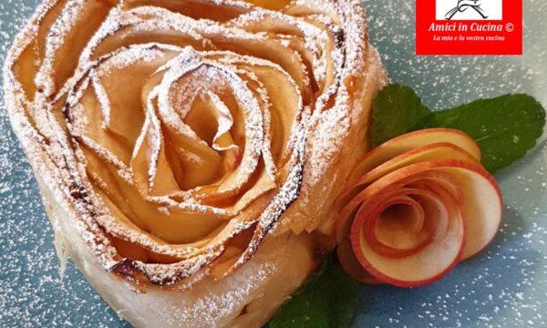 Sfoglia di mele di San Valentino