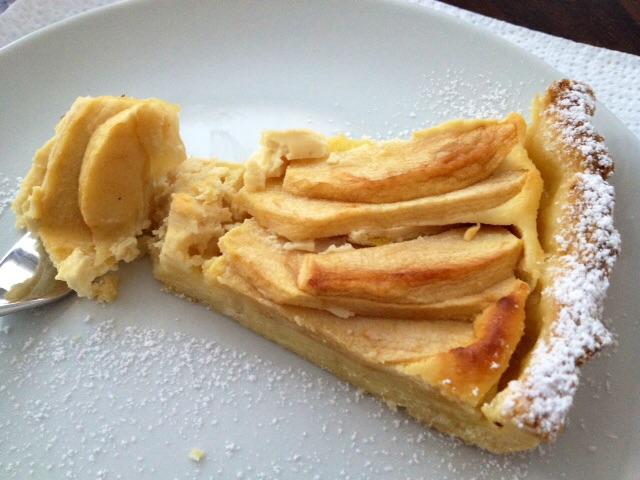Crostata con ricotta e mele senza glutine BlogGz la cucina di miky