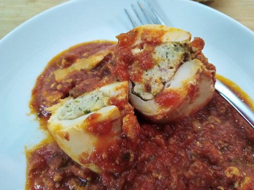 Seppie ripiene ricetta senza glutine