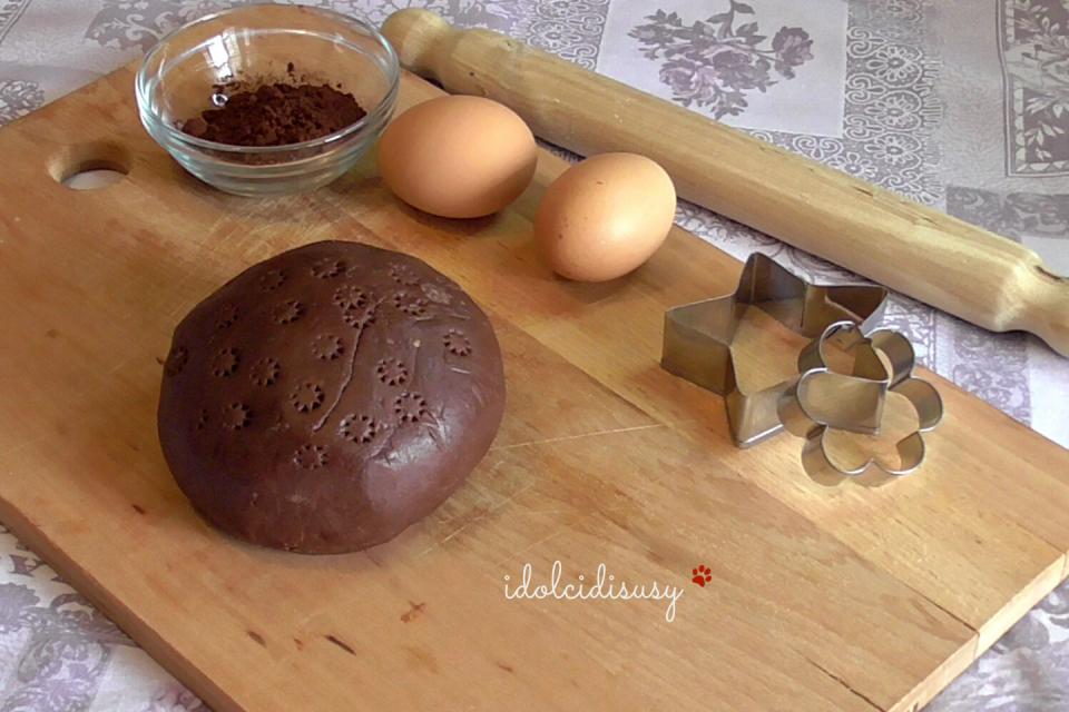 idolcidisusy pasta frolla al cacao
