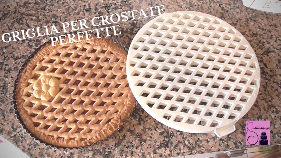 IDOLCIDISUSY griglia per crostata perfetta