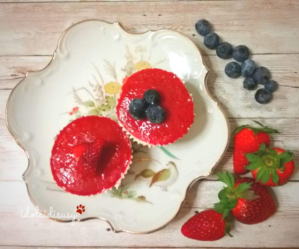 idolcidisusy Mini cheesecake