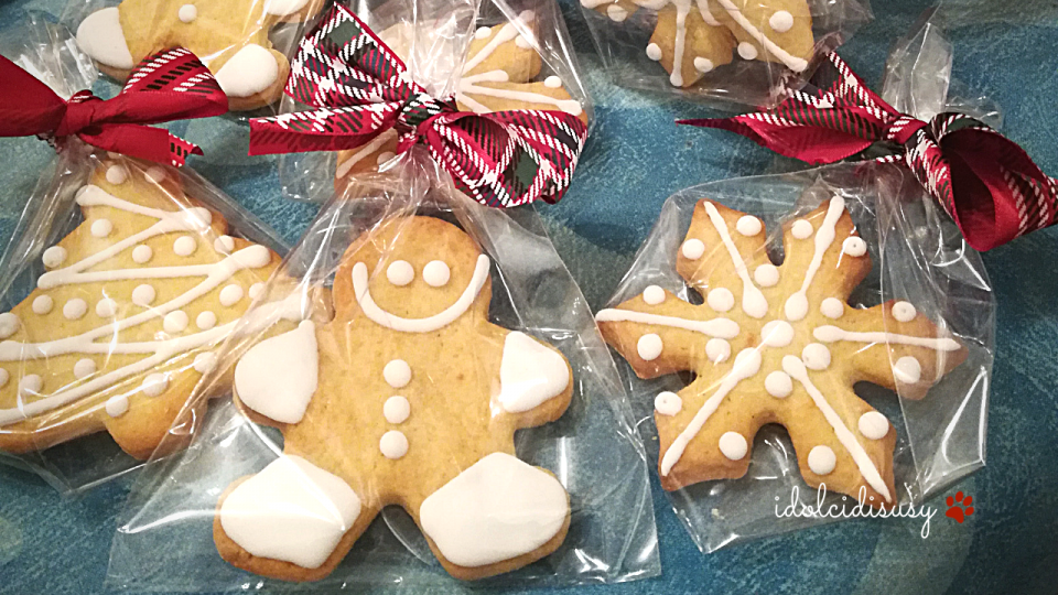 idolcidisusy biscotti di Natale