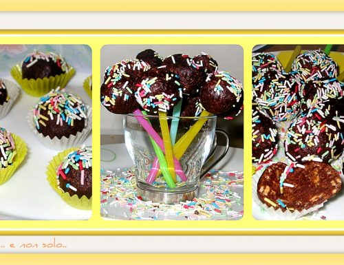 Salame al Cioccolato Senza Uova in festa per i bimbi |ricetta dolce
