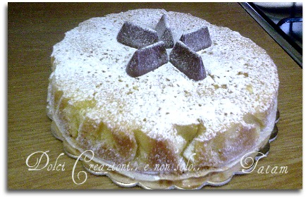Torta alla Arancia | ricetta dolce