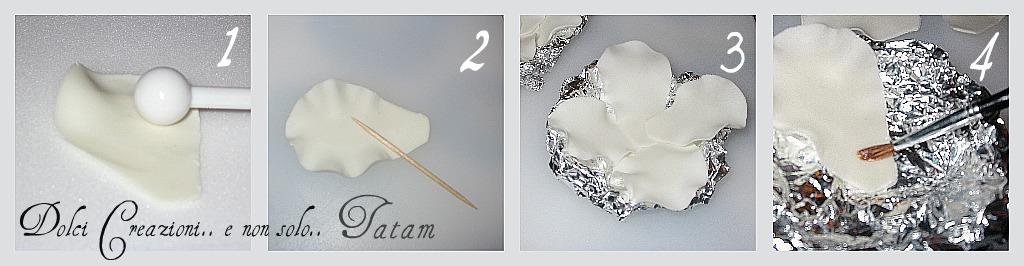 Anemone in pasta di zucchero | tutorial