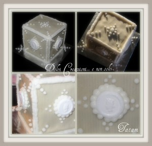 Mini cakes decorati
