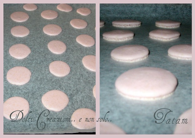 I miei primi Macarons