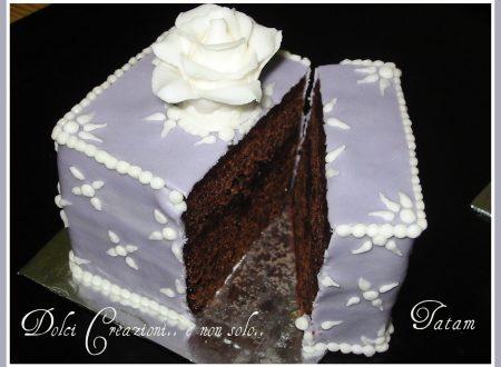 Mini cakes decorati |pasta di zucchero