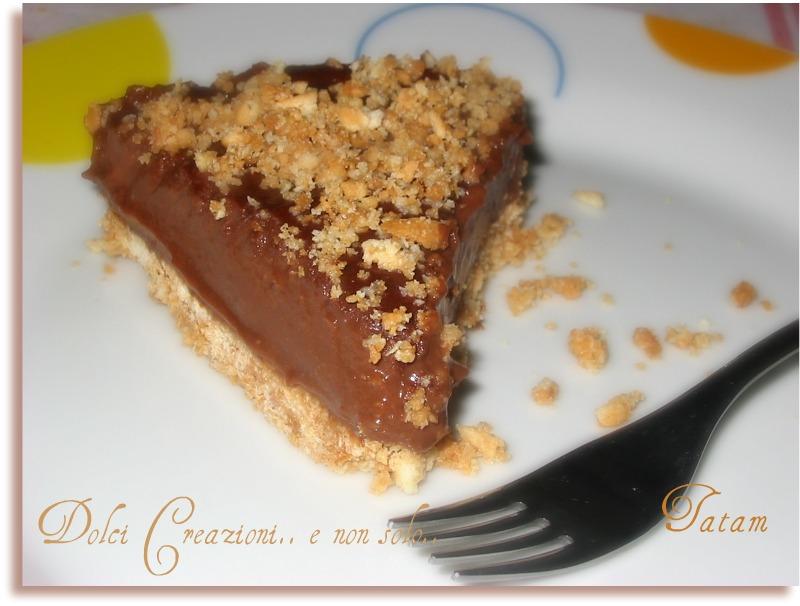 Torta Cioccorange Morbidissima