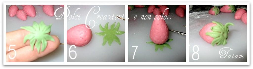 Fragole in pasta di zucchero | Tutorial