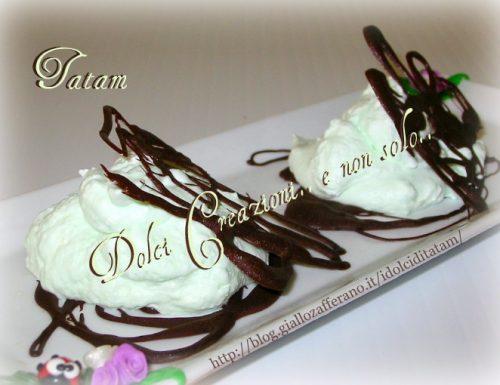Fantasia di After Eight gelato