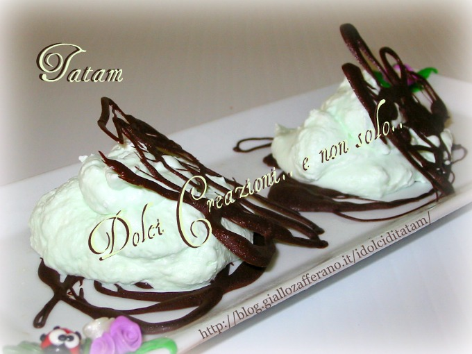 Fantasia di After Eight gelato