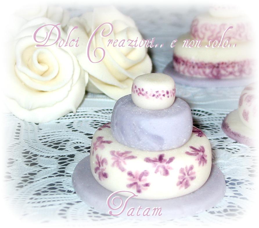 mini wedding cake lilla 4