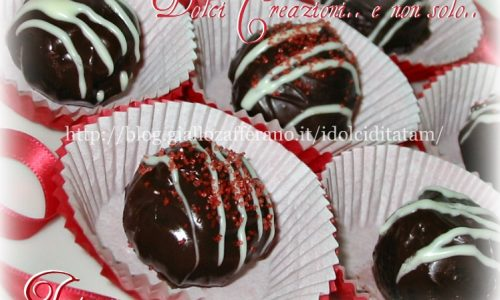 Cake Balls – Dolcetti di torta