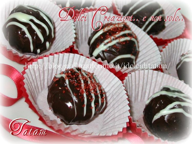 Cake Balls - Dolcetti di torta