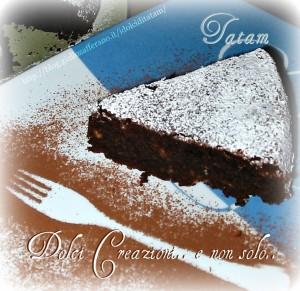 torta di castagne e cacao 1