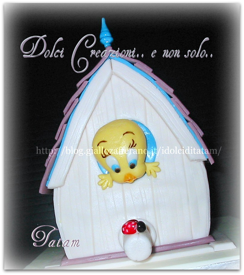 Tweety Cake | torta decorata