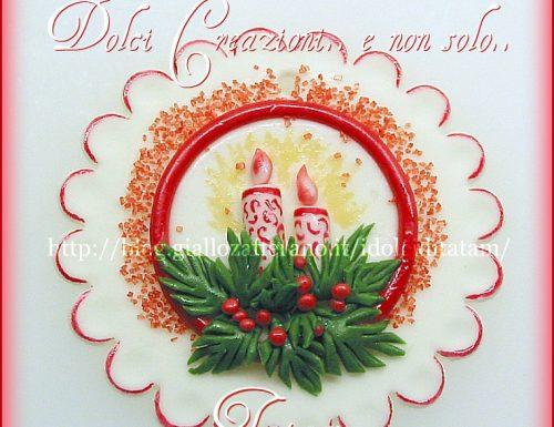 Come realizzare decorazioni natalizie in pasta di zucchero
