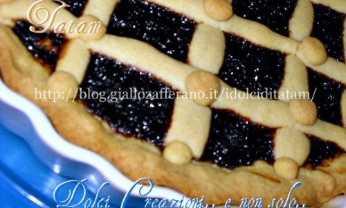 Crostata di visciole