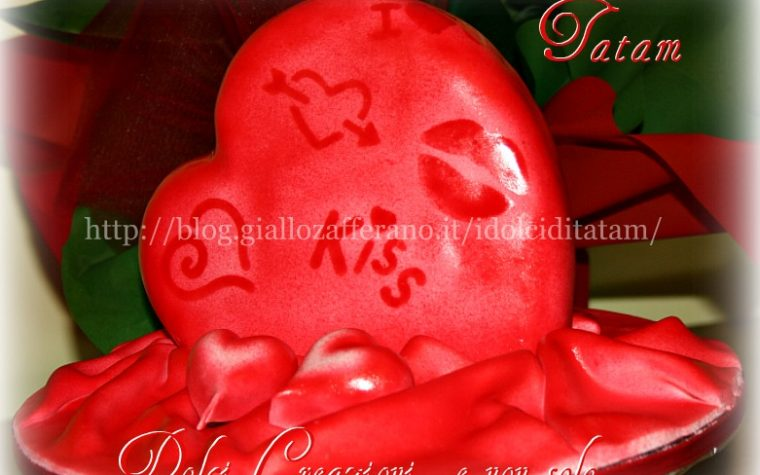 Torta Red Passion | Red Passion Cake