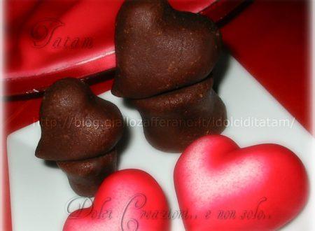 Mini Cuori di cioccolato