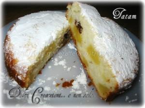 torta di mele mini