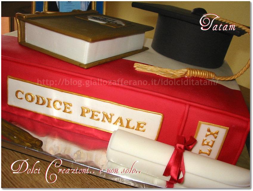 Torta Decorata Laurea  1e4e772efaf8