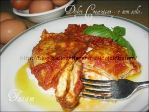 frittate omelette al pomodoro