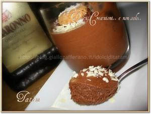 mousse cioccolato liquore