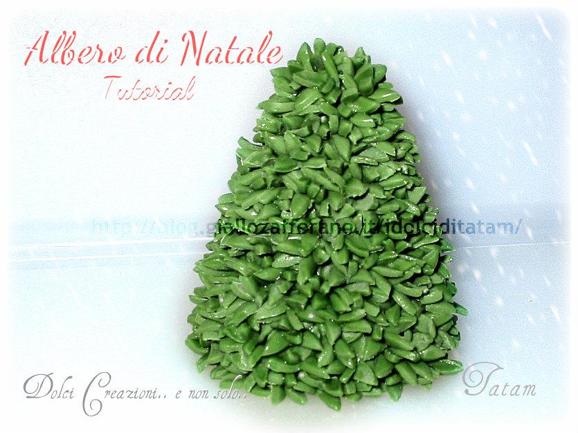 Albero di Natale Tutorial n.2