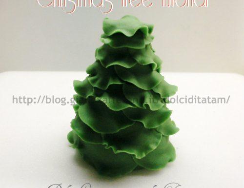 Albero di Natale Tutorial n.1