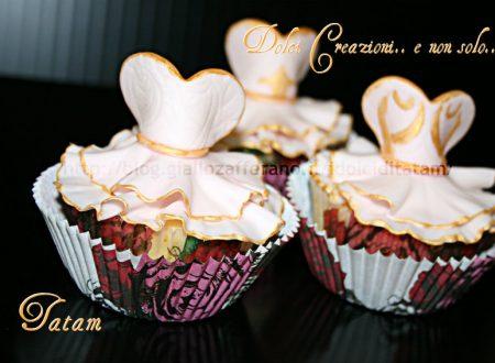Cupcakes Decorati Ballerina