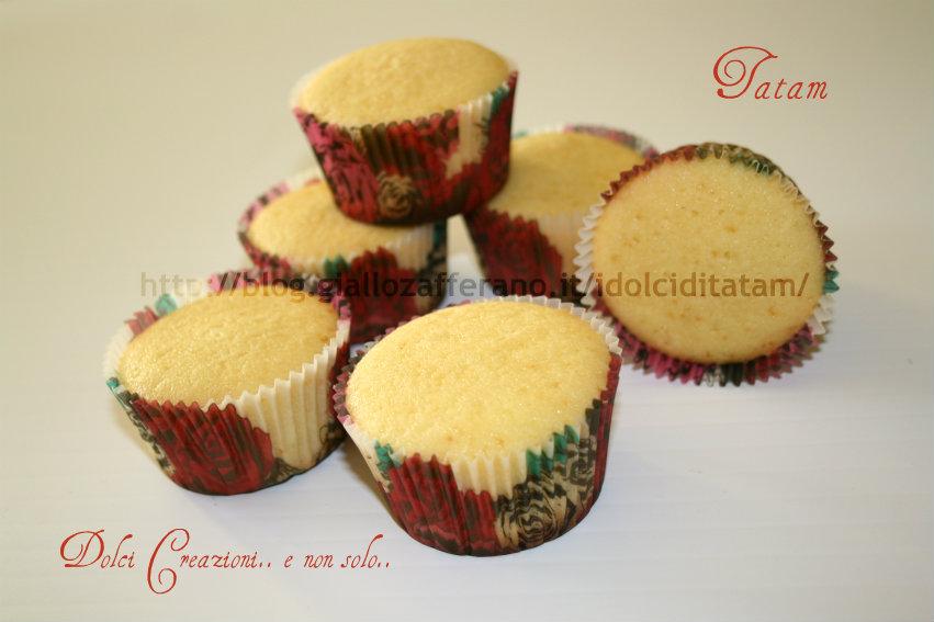 Cupcakes al formaggio Ricetta Base