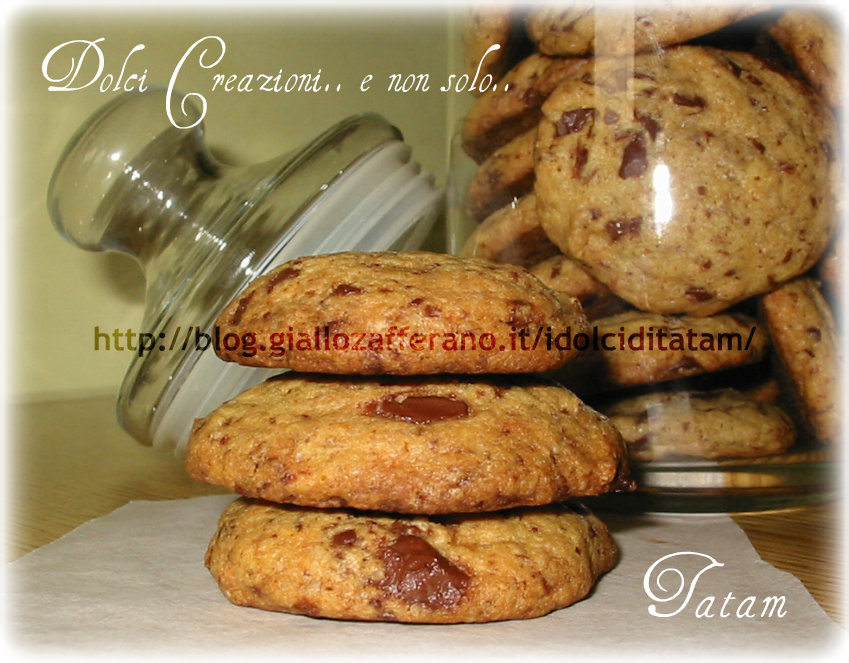 biscotti chocolate cookies