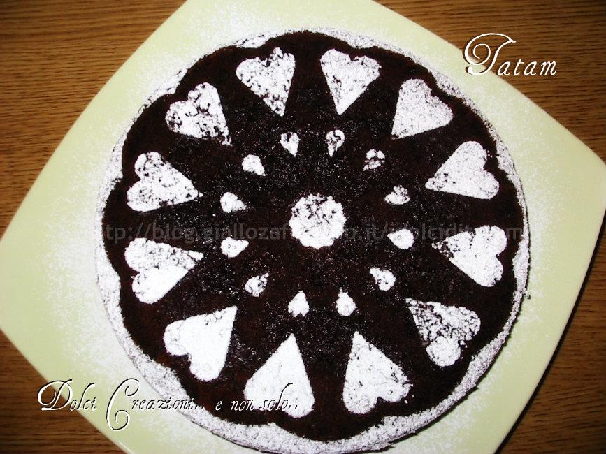 Torta morbidissima al cioccolato e arancia