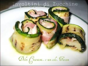 involtini zucchine