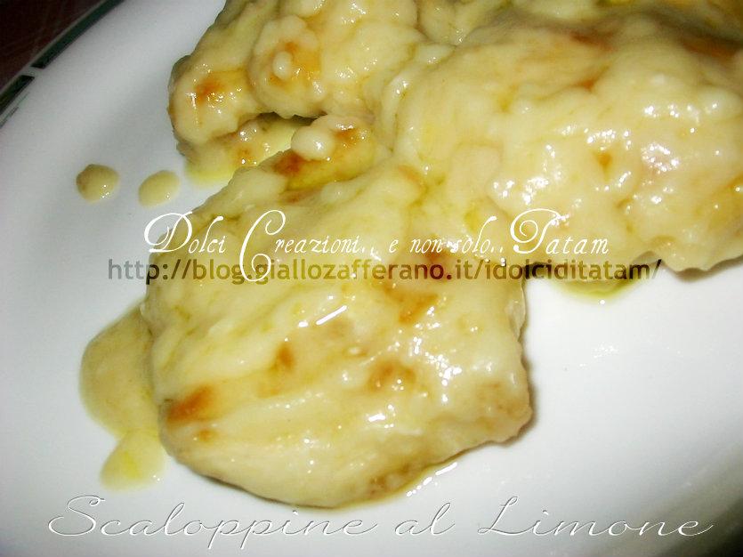 recipe: scaloppine di pollo al limone [11]
